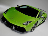 Lamborghini Gallardo LP570-4 Supperleggera