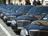 Налетай, торопись: Компания Нафтогаз распродает свои Mercedes