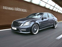 V?TH V63RS Mercedes E 63 AMG W212
