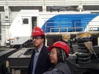Укрзализныця готова протестировать китайский локомотив