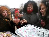 В Украине значительно сократилось производство водки