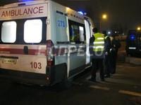 В Киеве пьяный водитель сбил полицейского и пытался скрыться с места ДТП