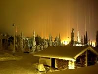 Северное сияние: ну очень красивые фото