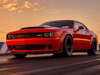 Dodge Demon: красного черта выпустили на волю
