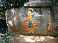 Рисование по камню: как воплотить идею в жизнь