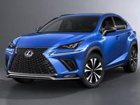 Lexus представил обновленный кроссовер NX