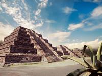 Ученые выяснили,  из-за чего вымерли ацтеки