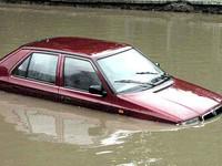 Трассу Одесса – Рени затопило