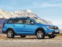 Вседорожный Dacia Logan: первые фотографии новинки