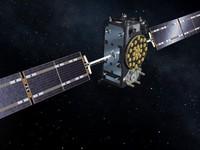 На четырех спутниках Gallileo одновременно остановились часы