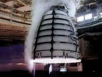 NASA опубликовало видео испытаний нового двигателя для ракет