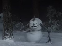 Банда злобных снеговиков пыталась погубить новый кроссовер от Nissan