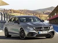 ����������� ����� Mercedes-AMG E-������ - ����� ������ � �������