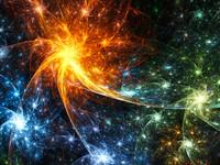 Впервые найдены магнитные поля в 50 раз превосходящие размеры Млечного Пути