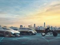 BMW показала автомобили будущего
