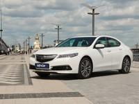 Не Аккорд: Тест-драйв Acura TLX