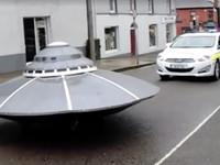Ирландская полиция остановила