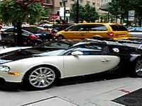 Самый короткий тест-драйв Bugatti в истории