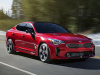 Самая быстрая модель Kia получит дизель