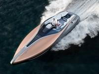 Lexus построил люксовую яхту с двумя V8 от купе LC 500