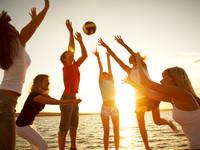 Чем полезен волейбол