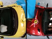 Краш-тест машин с разницей в 20 лет сравнили на видео