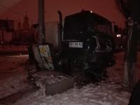 Пьяный водитель бетоновоза устроил масштабное ДТП, есть пострадавшие