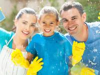 Как приучить домашних к порядку