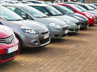 В Украине вырос импорт легковых автомобилей