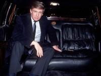В Англии продают лимузин Трампа