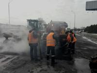 Украинские дороги требуют срочного ремонта