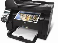 Дебют месяца: МФУ HP LaserJet Pro 100 M175nw