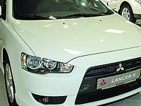Mitsubishi Motors открыл дилерский центр на Борщаговке