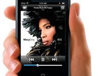 Новинка декабря iPod touch