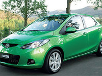 Новая Mazda 2 -- уже продается
