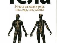 Краткая история человеческого тела. 24 часа из жизни тела: секс, еда, сон, работа