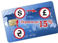 На чем теряют владельцы банковских карт?