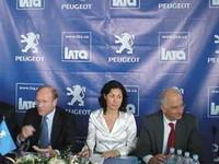 Peugeot в Украине будут продавать по курсу 5 грн. за $1