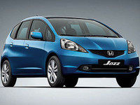 Дебют месяца:новый Honda Jazz