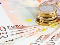 Дефляция в еврозоне вынуждает ЕЦБ печатать больше евро