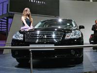 В Украине появились официальные представительства Lexus, Infiniti, Lamborghini и Spyker.