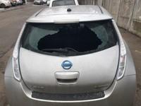 В Украине начали активно грабить электромобили