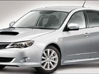 Премьера Subaru Impreza 2008 модельного года