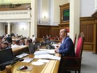 Что приняла Верховная Рада в мае