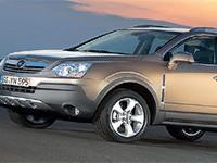 Opel Antara уже есть у дилеров