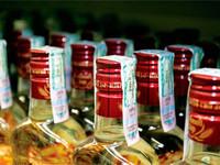 На 1--1,5 грн. подорожает бутылка водки к началу ноября.