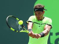 Надаль вышел в финал Miami Open