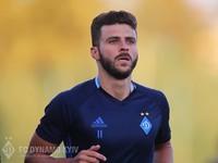 Мораес вернулся в общую группу Динамо