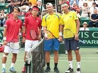 Украинские теннисисты не сумели выйти в Мировую группу Кубка Дэвиса