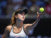 Свитолина уверенно пробилась в третий раунд Australian Open